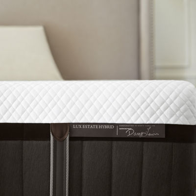 Stearns and Foster® Addison Beth Luxury Cushion Firm - Mattress + Box Spring