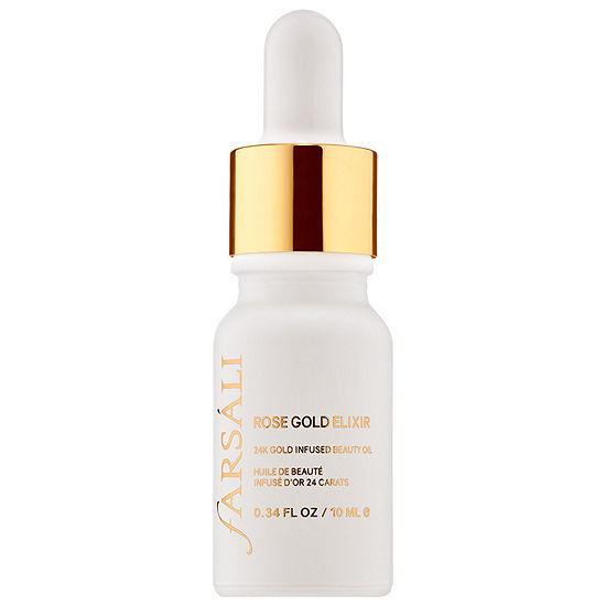 FARSÁLI Rose Gold Elixir – 24k Gold Infused Beauty Oil Mini