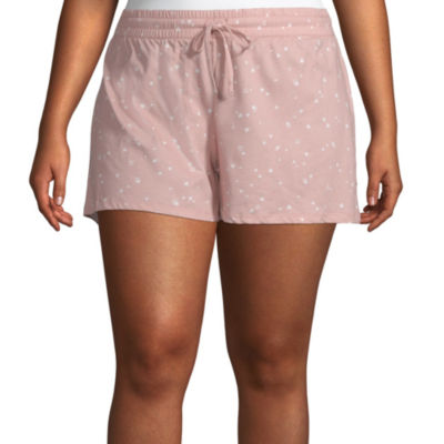 Ambrielle Knit Essential Pajama Shorts