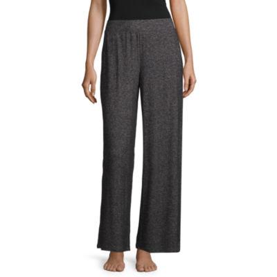 Ambrielle Wide Leg Hacci Pajama Pants