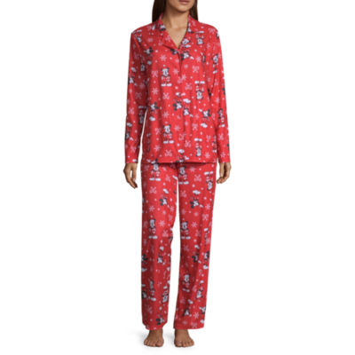 Disney 2-pack Holiday Pant Pajama Set