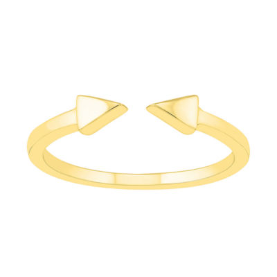 Womens 3.5mm 10K Gold Round Band