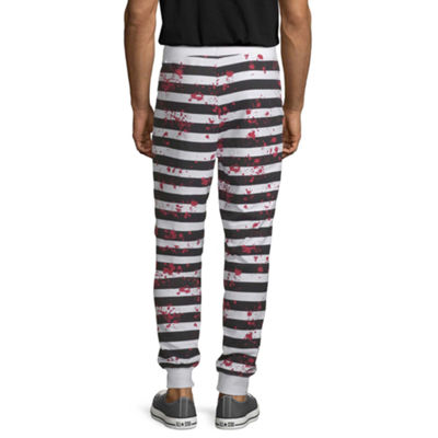 City Streets Halloween Knit Jogger