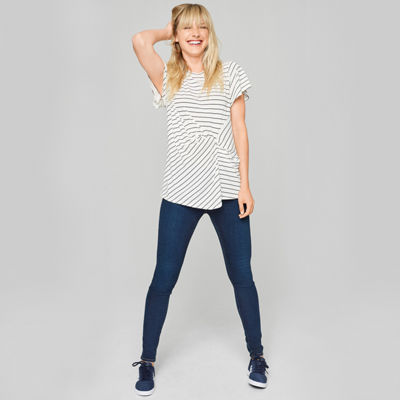 Style for Days: The Knot Top and The Skinny Jeans