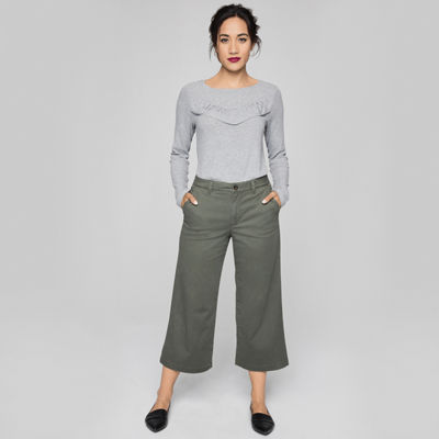 Fall Trend: The Wide-Leg Pants