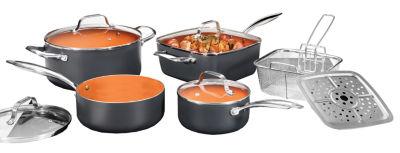 Starfrit 10-pc. Cookware Set