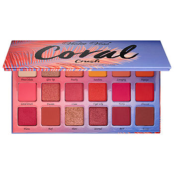 Violet Voss Coral Crush Eyeshadow and Pressed Pigment Palette