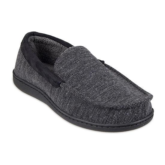Stafford® Textured Venetian Slipper