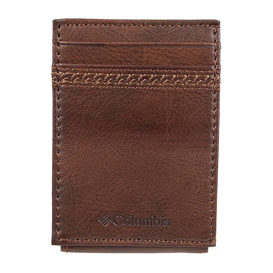 Columbia™ RFID Slim Front Pocket Wallet