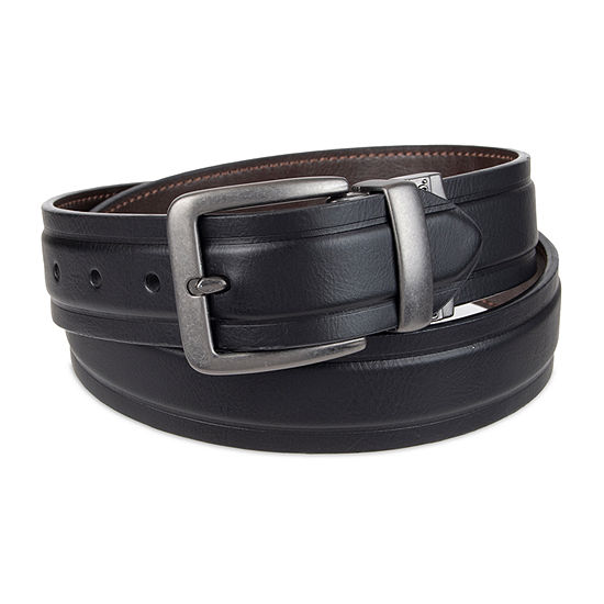 Levi's® Stretch Reversible Men's Belt with Heatcrease