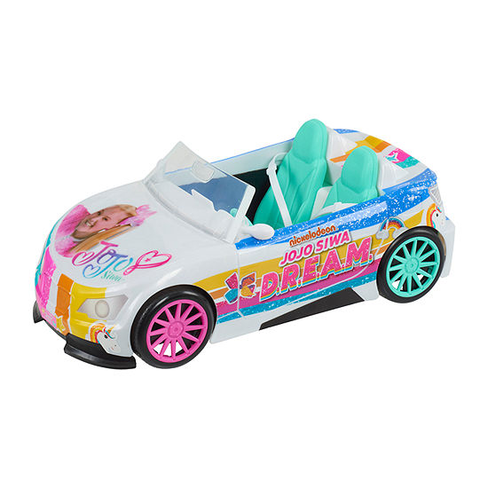 Jojo Siwa Convertible Car
