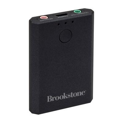 Brookstone Bluetooth Audio Adapter Transmitter + Receiver