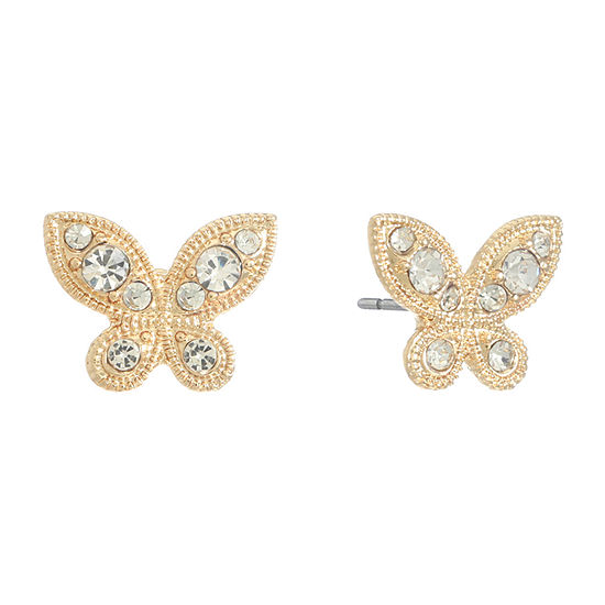 Monet Jewelry 13.6mm Stud Earrings