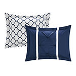 Chic Home Dorothy 10-pc. Midweight Reversible Comforter Set