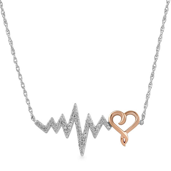 14K Rose Gold Over Stainless Steel 17 Inch Rope Chain Necklace