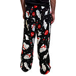 Coca-Cola Mens Plush Pajama Pants
