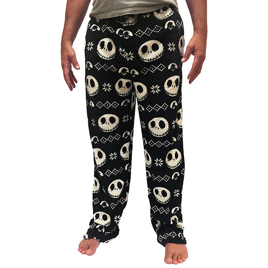 Mens Plush Pajama Pants