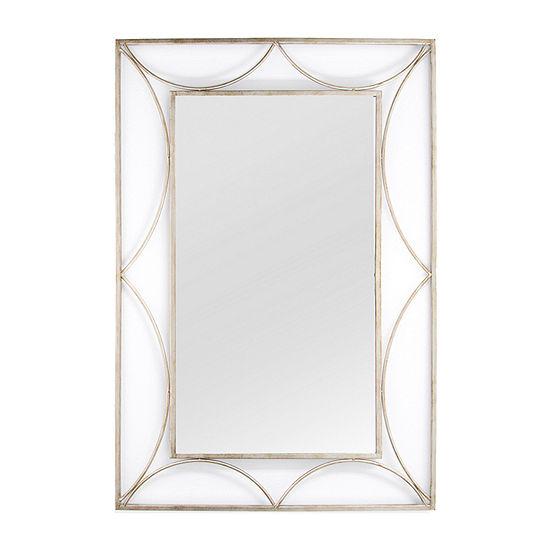 Stratton Home Decor Anastasia Wall Mirror
