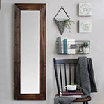 Stratton Home Decor Decor Holly Wood Wall Mirror