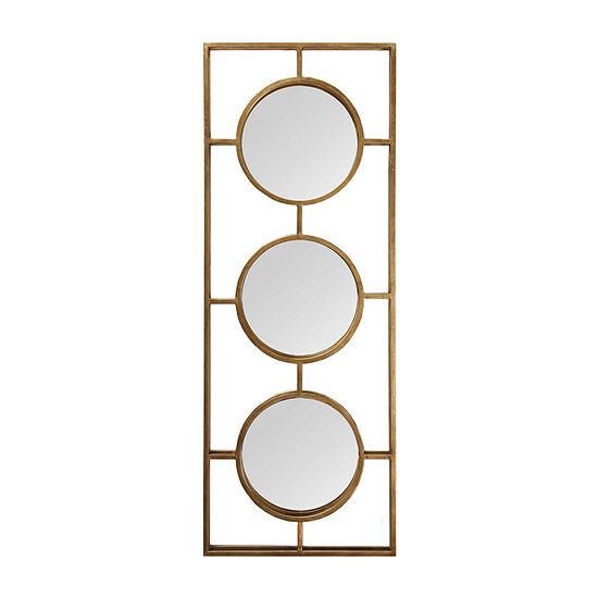 Stratton Home Decor Rosa Wall Mirror