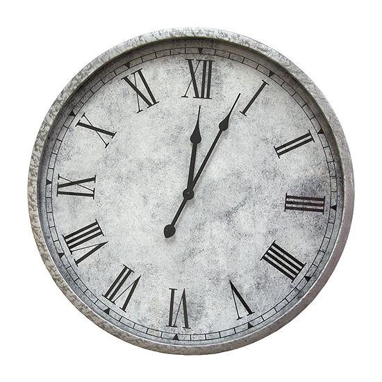 Stratton Home Gaston Wall Clock  -S07721