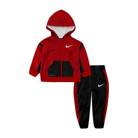 Nike Dri-Fit Baby Boys 2-pc. Track Suit