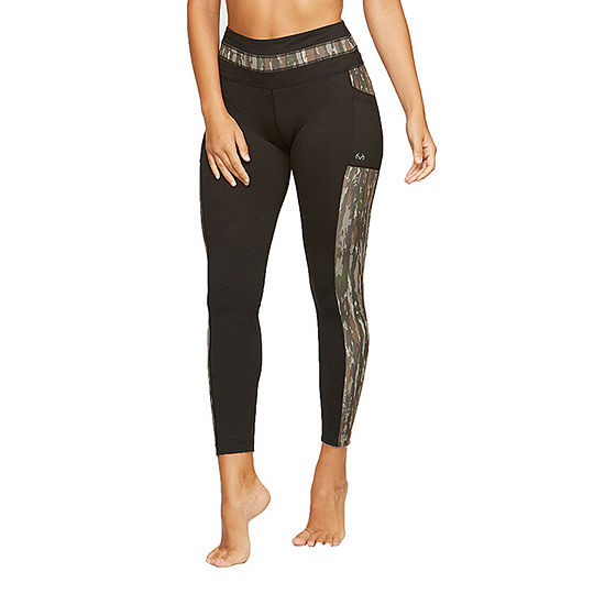 Realtree Mid Rise Capris