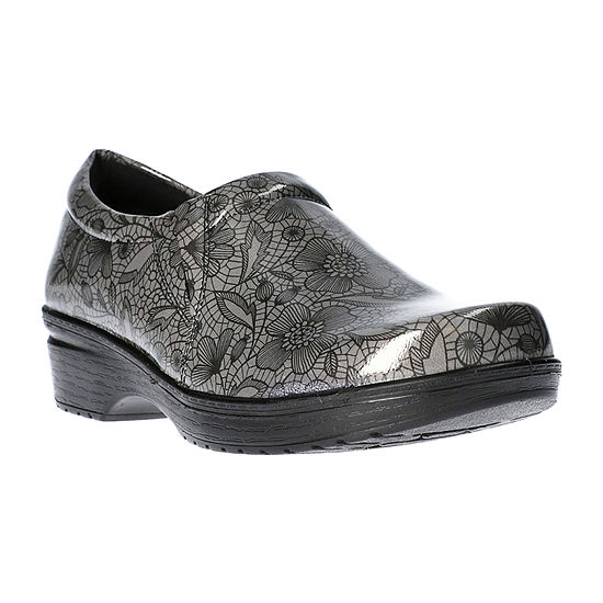 Easy Works By Easy Street Womens Tiffany Work Shoes