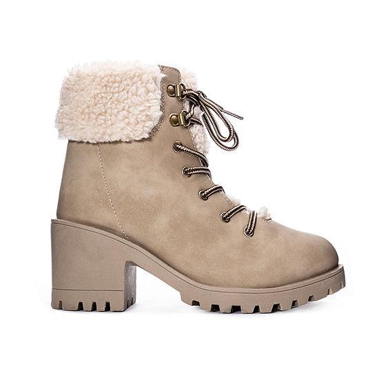 CL by Laundry Womens Ilita-020 Block Heel Booties