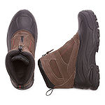 Weatherproof Mens Torrid Insulated Winter Flat Heel Boots