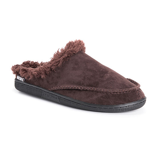 MUK LUKS® Faux Suede Clog Slippers