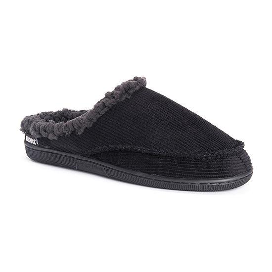 MUK LUKS® Corduroy Clog Slippers