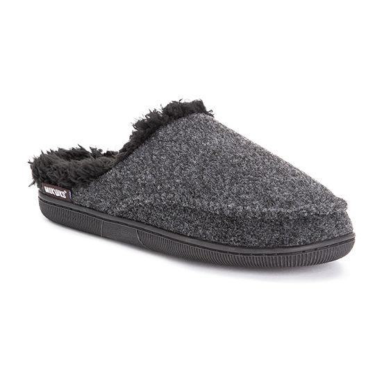 MUK LUKS® Faux Wool Clog Slippers