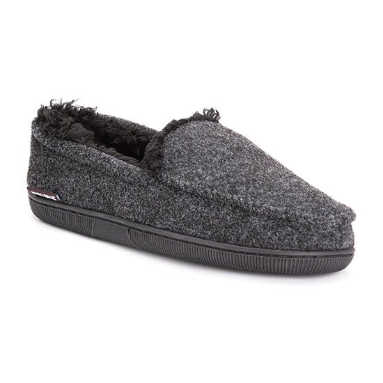 MUK LUKS® Faux Wool Moccasin Slippers