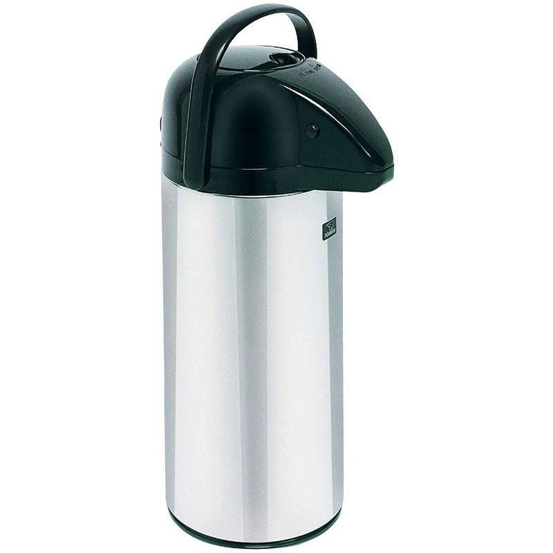 BUNN 2.2 Liter Push-Button Airpot- Glass Lined