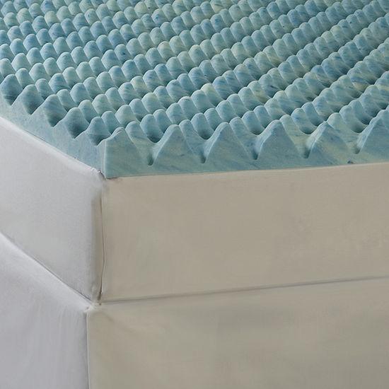 jcpenney memory foam mattress topper Big Wave 4
