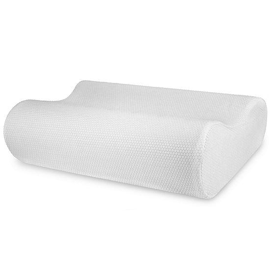 SensorPEDIC® Classic Contour Memory Foam Pillow