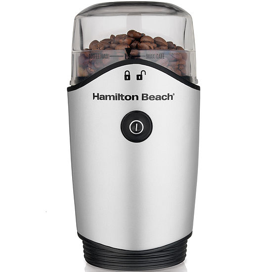 Hamilton Beach® Coffee Grinder with Removable Chamber