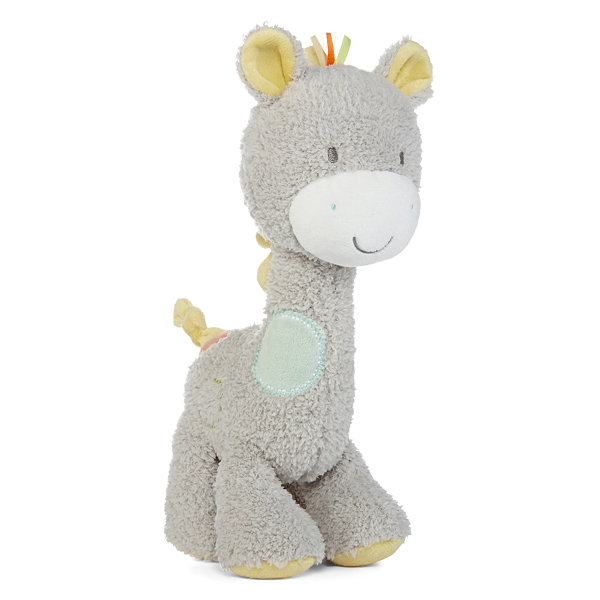 Okie Dokie® Plush Giraffe Toy