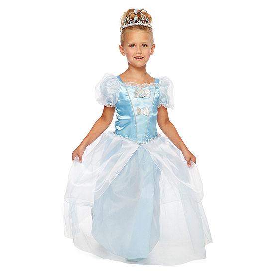 Disney Collection Cinderella Costume - Girls 2-10