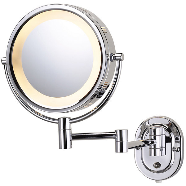 Jerdon style lighted wall mount mirror jcpenney jerdon style lighted wall mount mirror aloadofball Image collections