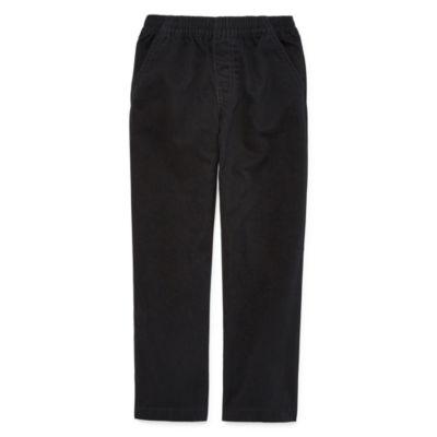 Okie Dokie® Twill Pants - Preschool Boys 4-7