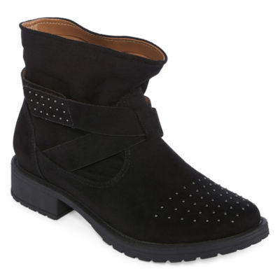 Groove Maggie Womens Slouch Boots