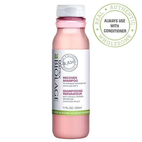 Matrix Biolage Raw Recover Shampoo - 11 Oz.