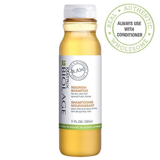 Matrix Biolage Raw Nourish Shampoo - 11 Oz.