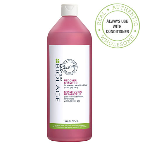 Matrix Biolage Raw Recover Shampoo - 33.8 Oz.