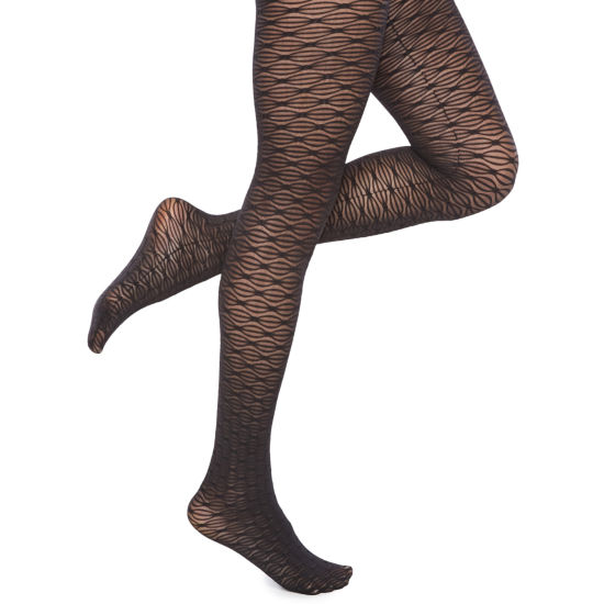 Mixit 1 Pair Wave Tights