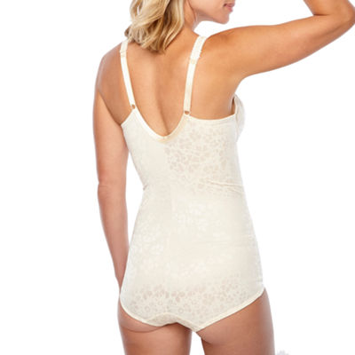 Cortland Intimates Printed Firm Control Body Shaper - 8601