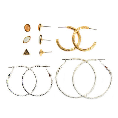Arizona 6 Pair Earring Sets