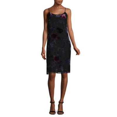 Luxology Sleeveless Slip Dress